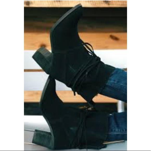 Toms Shoes   Toms Mila Bootie   Poshmark